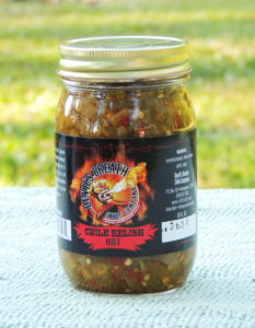 Chile Relish - Hot